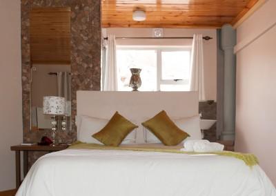 De Werf Lodge Room